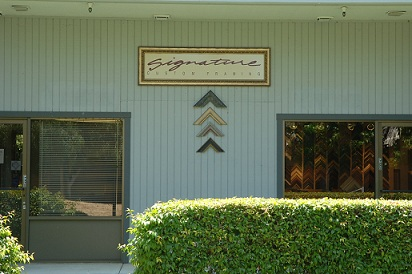 Signature Custom Framing Building